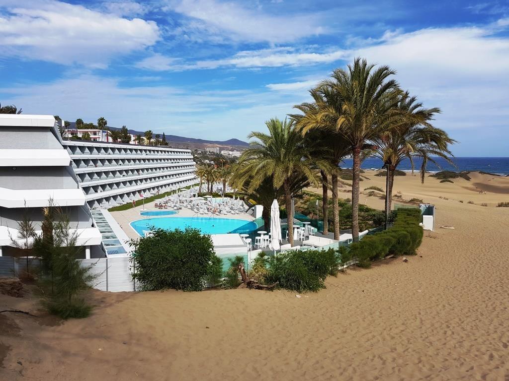 Reisebericht Santa Monica Suites Hotel Playa del Ingles